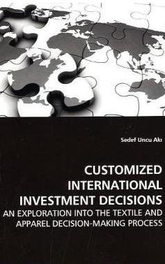 Uluslararası yatırım stratejilerinize nasıl karar veriyorsunuz? Şİrketinize özel çözümleri nasıl oluşturabilirsiniz? Bu kitap, sorularınızın cevabını bulmanıza yardımcı olacaktır.